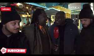 Mesut Ozil Should Eat Some Jamaican Dumplings! | Levi Roots (Ft DT & Troopz) [Video]