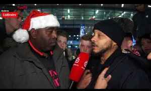 Arsenal 3-3 Liverpool | I Was Cussing Every Arsenal Player In The First Half!! (Troopz) [Video]