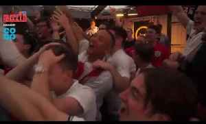 Tunisia 1-2 England | Fans React To Harry Kane's Winning Goal (MADNESS!) |  World Cup 2018 [Video]