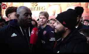 Arsenal 2-0 Everton   How Is Aaron Ramsey Getting Into This Team?! (Troopz) [Video]