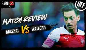 Arsenal vs Watford - Goal Review - FanPark Live [Video]