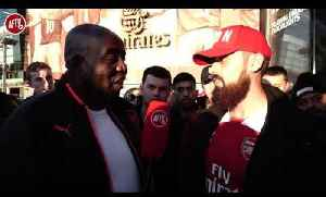 Arsenal 2-0 Watford   Ramsey Should Stay On The Bench If He's Leaving! (Turkish) [Video]