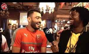 Arsenal Is A Champions League Club! Lumos Meets Fan From Arsenal Iraq Supporters Club [Video]