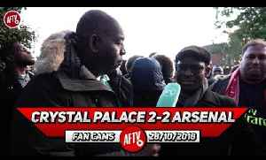 Crystal Palace 2-2 Arsenal | Xhaka's Goal Was Unbelievable! (Tade) [Video]