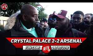 News video: Crystal Palace 2-2 Arsenal | We Must Be Switched On Against Liverpool! (CheekySport)