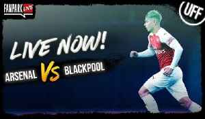 Arsenal 2-1 Blackpool - Goal Review - FanPark Live [Video]