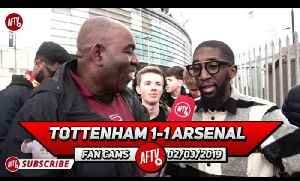 Tottenham 1-1 Arsenal | Aubameyang's Penalty Was Shocking!! (Specs Gonzalez) [Video]