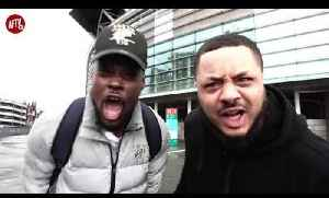IT'S All KICKED OFF AGAIN!!!! | Troopz & Expressions Heated NLD Debate | Arsenal vs Spurs [Video]