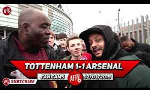 Tottenham 1-1 Arsenal | Mustafi Let Us Down AGAIN! (Troopz) [Video]