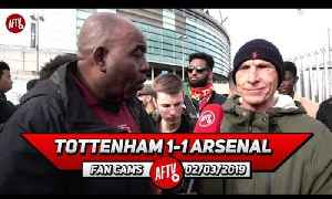 Tottenham 1-1 Arsenal | I'm Gutted For Aubameyang! (Lee Judges) [Video]