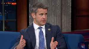 Rep. Adam Kinzinger Answers 'Why A National Emergency?' [Video]
