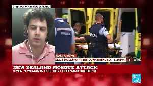News video: New Zealand attacks: Death toll from Christchurch mosque shootings rises to 49