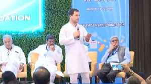 Rahul Gandhi states, We have fix unemployement and job problems of India | Oneindia News [Video]