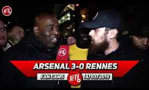 Arsenal 3-0 Rennes | It's Time For Kroenke To Support Unai Emery! (Turkish) [Video]