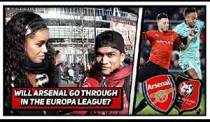 Arsenal vs Rennes | Can Arsenal Turn It Around? (Anita Asks The Fans!) [Video]