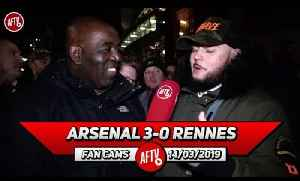 Arsenal 3-0 Rennes | The Next Round Has Tasty 'Champions League' Ties! (DT) [Video]