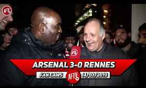 Arsenal 3-0 Rennes | Let's Not Get Carried Away We Have To Take It Game By Game! (Claude) [Video]