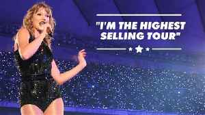 Taylor Swift reminds everyone of how rich she is [Video]