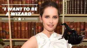 Felicity Jones reveals her dream role [Video]