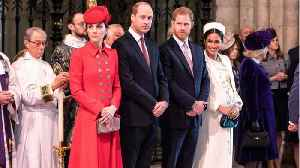 Royals Send Emotional Message To Victims of New Zealand Massacre [Video]