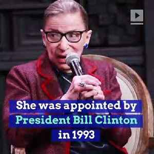 Happy Birthday, Ruth Bader Ginsburg! [Video]