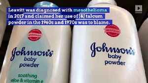 $29.4 Million Verdict Reached in Johnson & Johnson Case [Video]