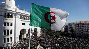 Algerians return to streets in biggest protest against ailing president [Video]