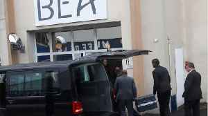News video: The Aviation World Awaits The Results Of France's Probe Of Boeing Black Box