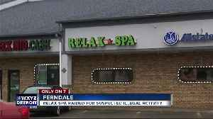Ferndale spa under investigation for human trafficking [Video]