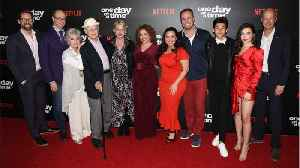 News video: Netflix Cancel 'One Day at a Time' And Thanks Crew For Their Time