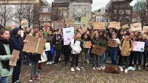 Students Across the World Join School Strike Climate Protest [Video]