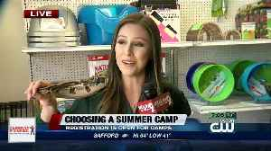 Summer camp festival to showcase different summer camps throughout Tucson [Video]