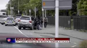 At least 49 dead in Mosque terror attacks in New Zealand [Video]