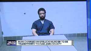Man charged in Stislicki murder to be transferred to Oakland County [Video]