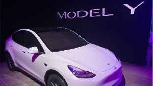 Tesla Unveils Long Range Model Y [Video]