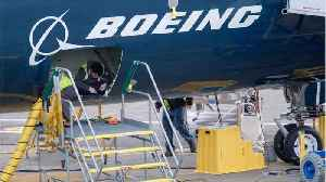 Boeing's Stock Jumps [Video]