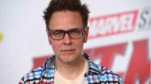 News video: James Gunn Thanks Disney For Re-Hiring Him For 'Guardians' Return