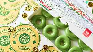 You Could Win a Year of Free Donuts From Krispy Kreme! [Video]