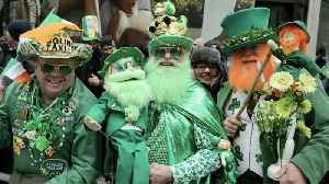Luck of the Irish: Delray Beach St. Patrick's Day Parade is Saturday [Video]