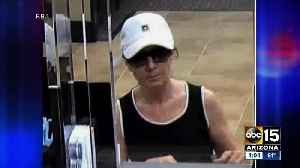FBI announces 'Biddy Bandit' arrested for three bank robberies [Video]