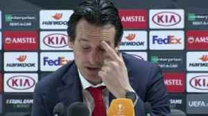 Emery proud of Arsenal players [Video]