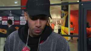 Aubameyang hails Arsenal's team spirit [Video]