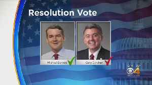Sen. Cory Gardner Votes Against Resolution Blocking Border Wall [Video]