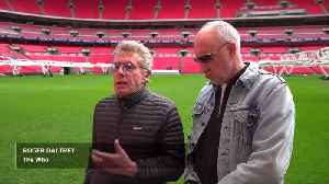 Who's next? Daltrey and Townshend set for 'full throttle' tour, album [Video]
