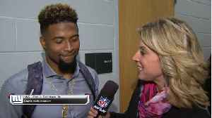 Kimberly Jones shares the side of Odell Beckham Jr. fans might not know [Video]