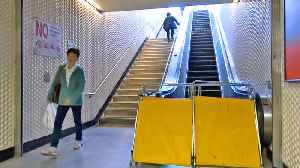BART to Replace Market Street Station Escalators Over 7-Year Period [Video]