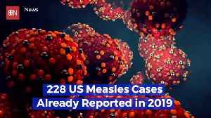 New Measles Outbreaks Are Becoming A Serious Health Concern [Video]