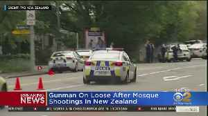 Report Of Shooting At Two Mosques, Hospital In New Zealand [Video]