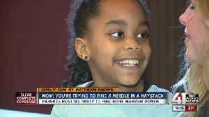 9-year-old hopes Bone Marrow Drive will save her life [Video]