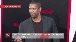 Denzel Will Be In 'Little Things' [Video]